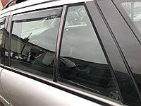 Скло кватирка двері заднє ліве універсал Mercedes c-class w203