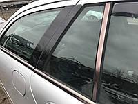 Скло кватирка двері заднє праве універсал Mercedes c-class w203, фото 1