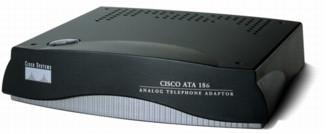 Голосовой шлюз Cisco ATA186-I2-A-RF (ATA186-I2-A-RF)