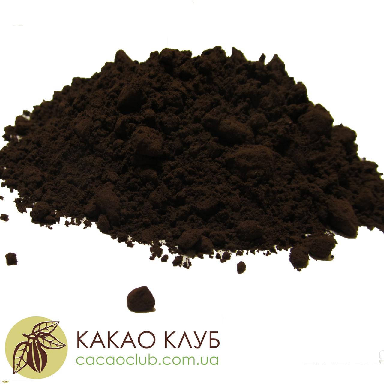 Какао порошок черный deZaan D11B, 10-12%, алкализированный, Нидерланды 1кг