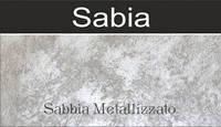 Sabbia (Eco Zephyro) Декоративная краска для стен с эффектом металла