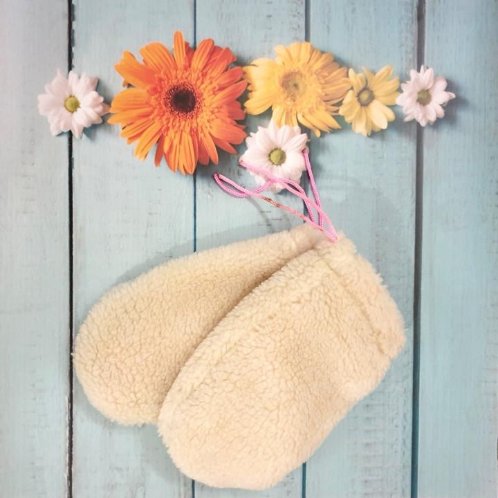 Варежки  для парафинотерапии теплые
