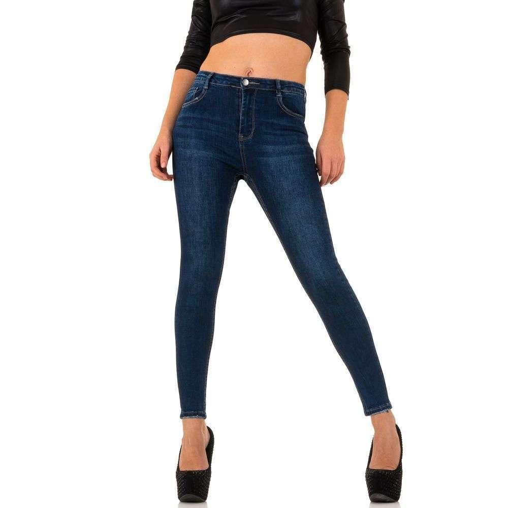 Женские джинсы от Laulia - синий - KL-J-4D942-синий