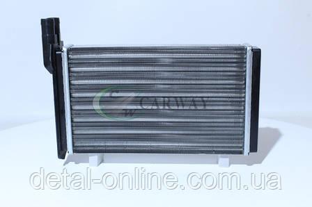 Радиатор печки ВАЗ 2108-099, 2113-15, Таврия алюм. ECO LA 2108-8101060 (пр-во LSA), фото 2