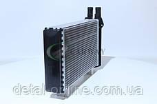 Радиатор печки ВАЗ 2108-099, 2113-15, Таврия алюм. ECO LA 2108-8101060 (пр-во LSA), фото 3
