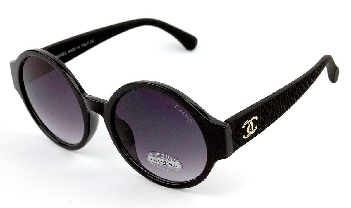 Солнцезащитные очки Chanel 1015-C1 (Реплика)