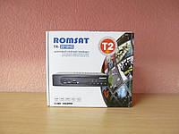 Romsat TR-2018HD цифровой эфирный DVB-T2 ресивер, фото 1