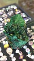 100% натуральный природный Малахит в необработанном виде, фото 1