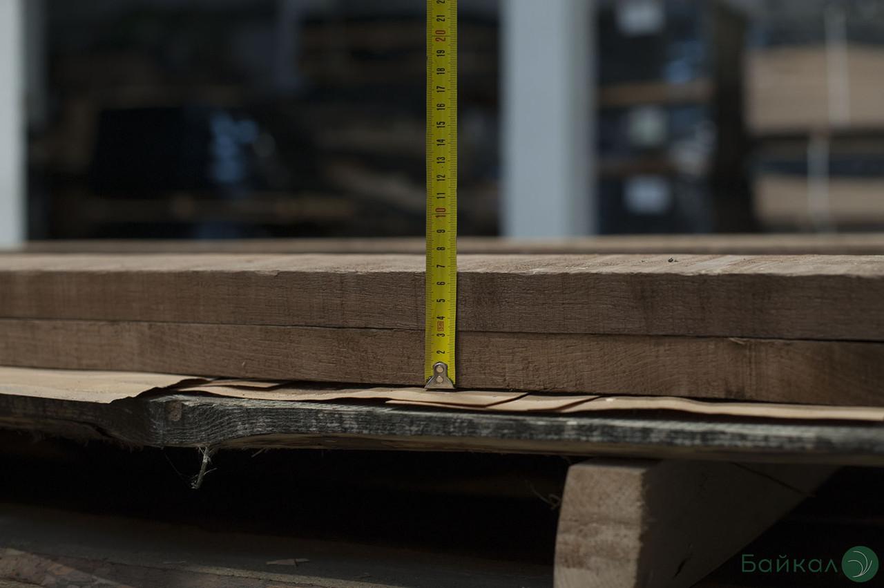Доска сухая обрезная Американский Орех 38 мм (2сорт)