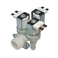 Клапан затоки води 3Х90 для пральних машин універсальний