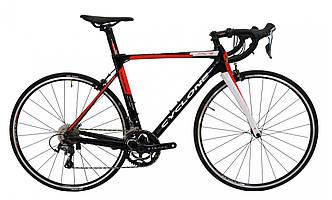 Велосипед CYCLONE FRC 72 2019 черный