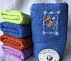 Набор банных полотенец 8 штук