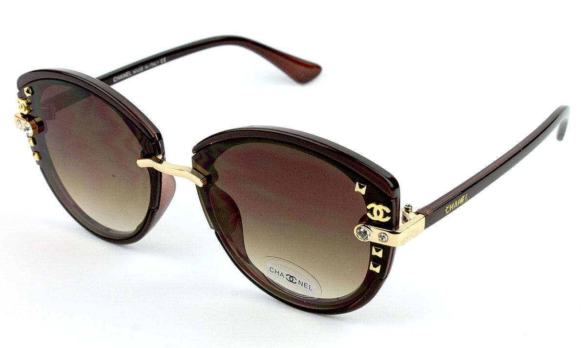 Солнцезащитные очки Chanel 3003-C4 (Реплика)