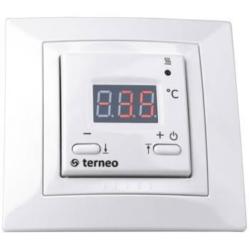 Терморегулятор для снеготаяния Terneo kt unic (с монтажной коробкой)
