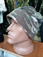 Флисовая шапка/пошлемник в расцвете мультикам