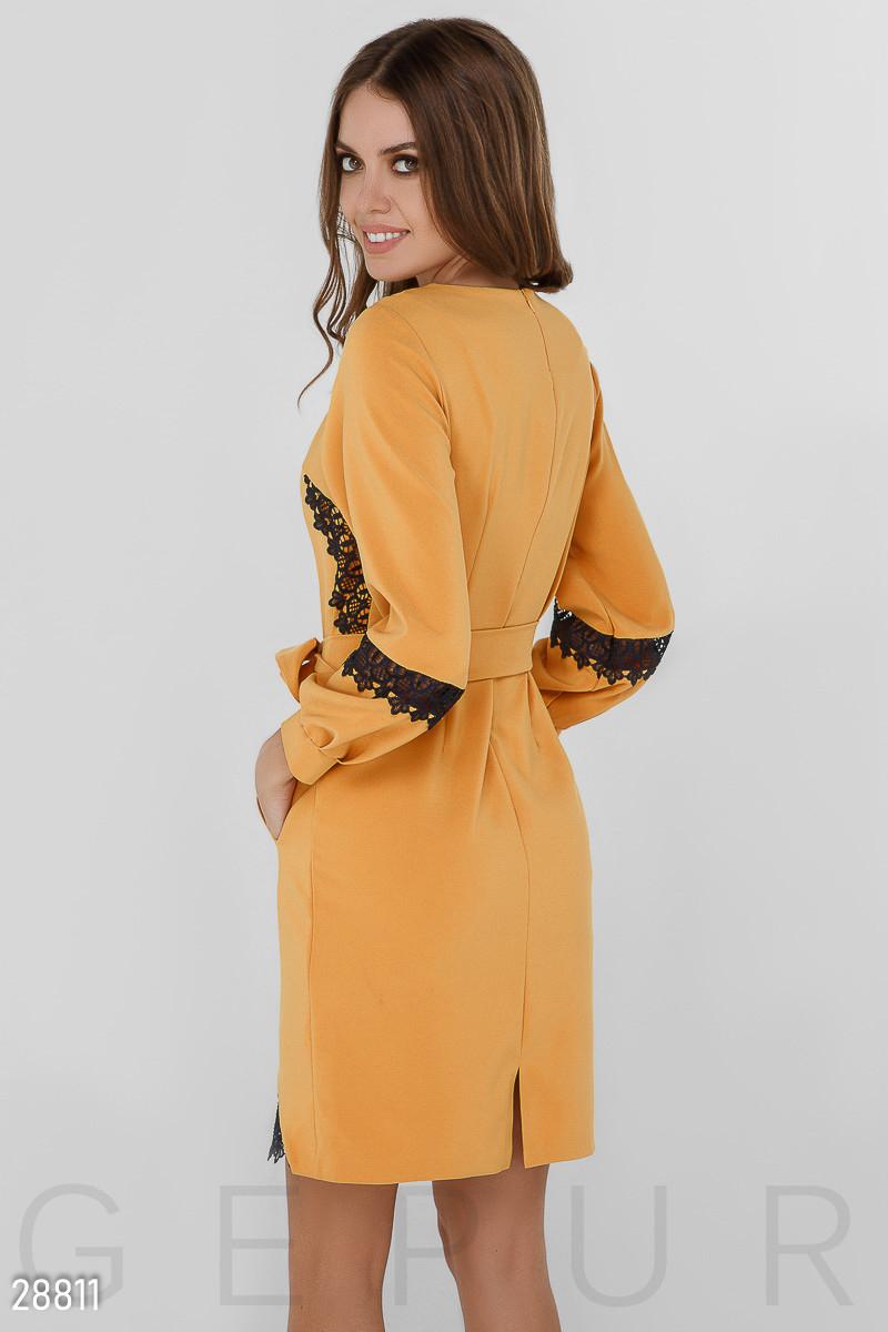 55c33728f51 Прямое платье с кружевом  продажа