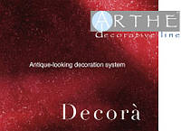 Decora - краска с теневым эффектом