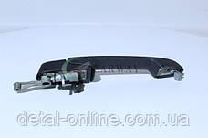 Ручка двери ВАЗ 1118 Калина, 2123 наруж. задняя левая 1118-6205151 (пр-во ДААЗ), фото 2