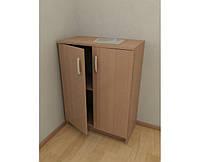 Шкаф для документов серии БЮДЖЕТ Б 461