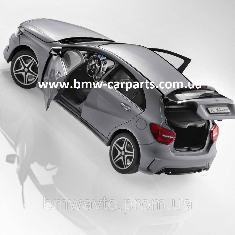 Модель Mercedes-Benz A-Class AMG 2012, Mountain Grey, Scale 1:18