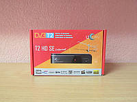 UClan T2 HD SE Internet (без дисплея) цифровой эфирный DVB-T2 ресивер