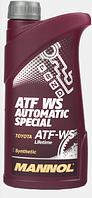 Трансмиссионное масло Mannol ATF WS Automatic Special 1L