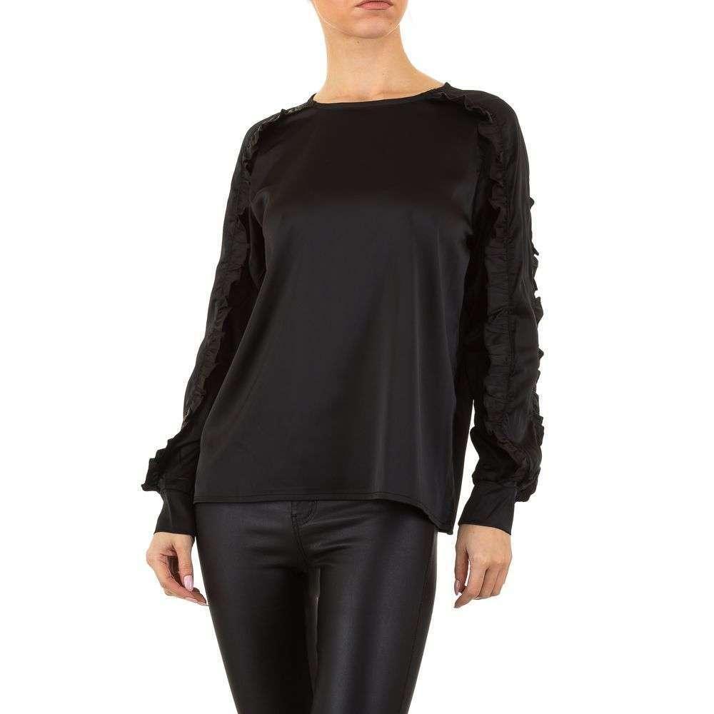 Женская блуза от Emma&Ashley - черный - KL-WJ-7666-black