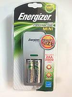 Зарядное устройство Energizer Mini 2xAA 2000 mAh