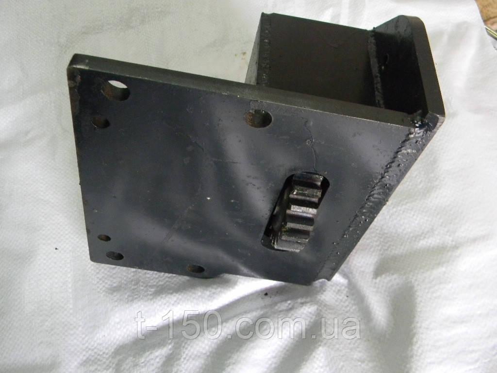 Переходное устройство под стартер МТЗ и ЮМЗ (без стартера)