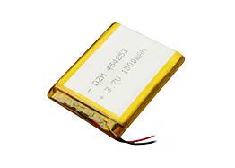 Аккумулятор литий-полимерный 3,7V 1000mAh