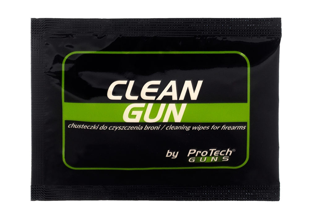 Серветка ProTech Guns Clean Gun