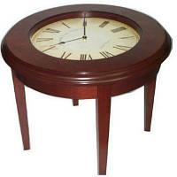 Напольные Часы-Столик из дерева Kronos SC-912B