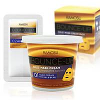 Альгинатная крем-маска Ramosu Bounce-up Gold Mask Cream, 50g