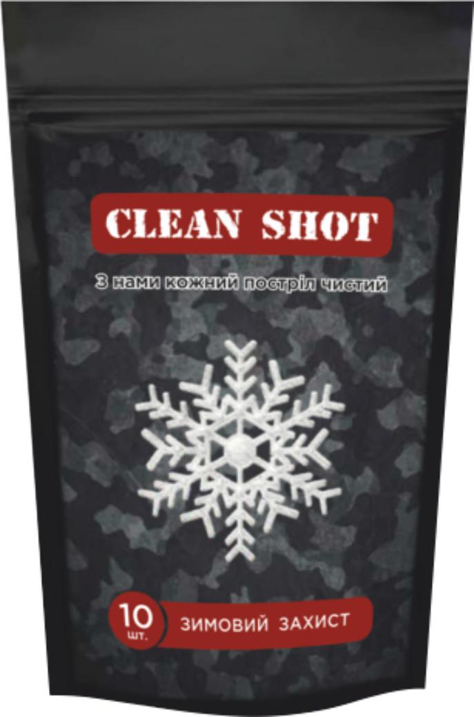 Серветки для зимового захисту зброї CLEAN SHOT