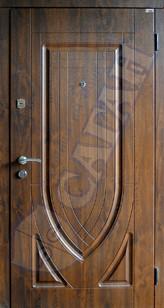Модель 102 вхідні двері Саган Стандарт, Миколаїв