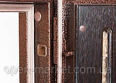 Модель 102 вхідні двері Саган Стандарт, Миколаїв, фото 2