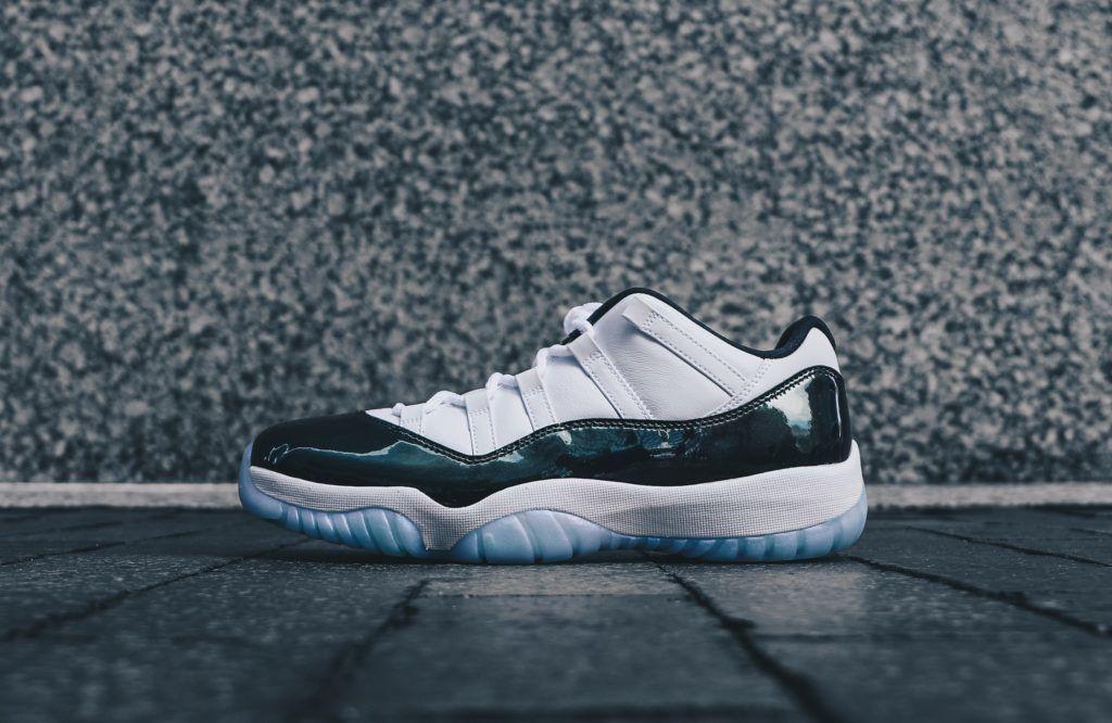 314a6a66 Баскетбольные кроссовки Air Jordan 11 Low