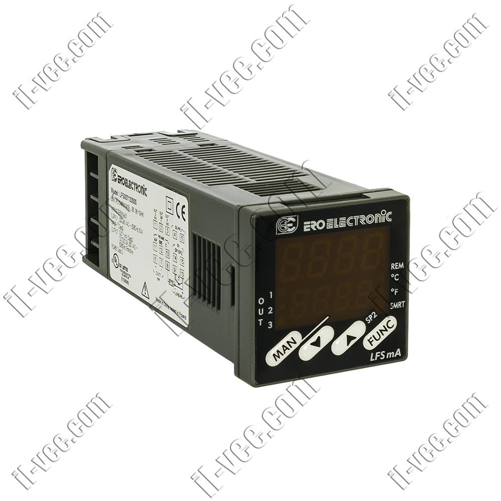 Регулятор температуры ERO Electronic LFS937133000, mA/Relay, 1/16DIN