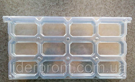 "Рамки ""Панський сот"" для сотового мёда Рута, 230 рамка, фото 2"