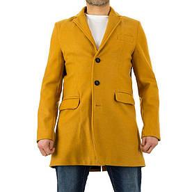 Мужские пальто Uniplay, размер L - горчичный - KL-H-1601-горчичный L