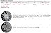 Лев Срібна монета 5 гривень срібло 15,55 грам, фото 3