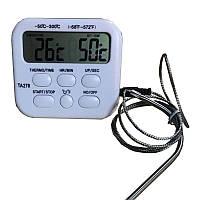 Кулинарный термометр электронный TA278 с выносным щупом