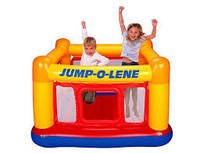 "Детский надувной батут ""Jump-o-Lene"" от intex. 48260"