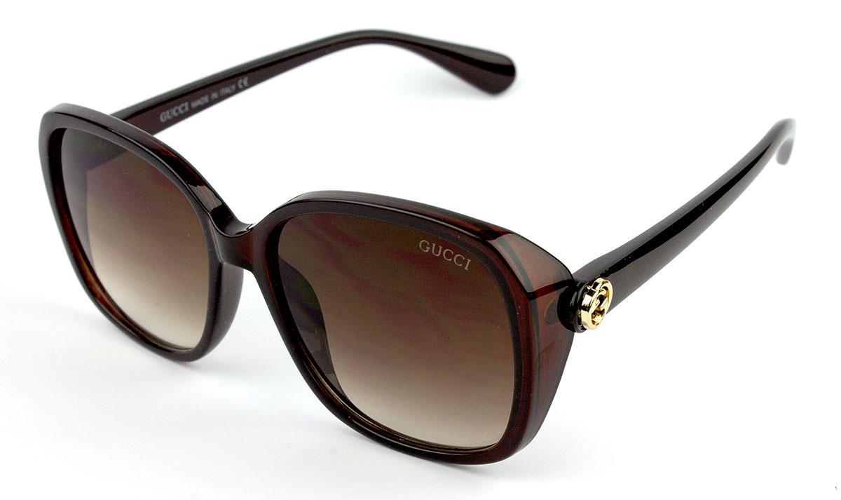 Солнцезащитные очки Gucci GG0374-C2 (Реплика)
