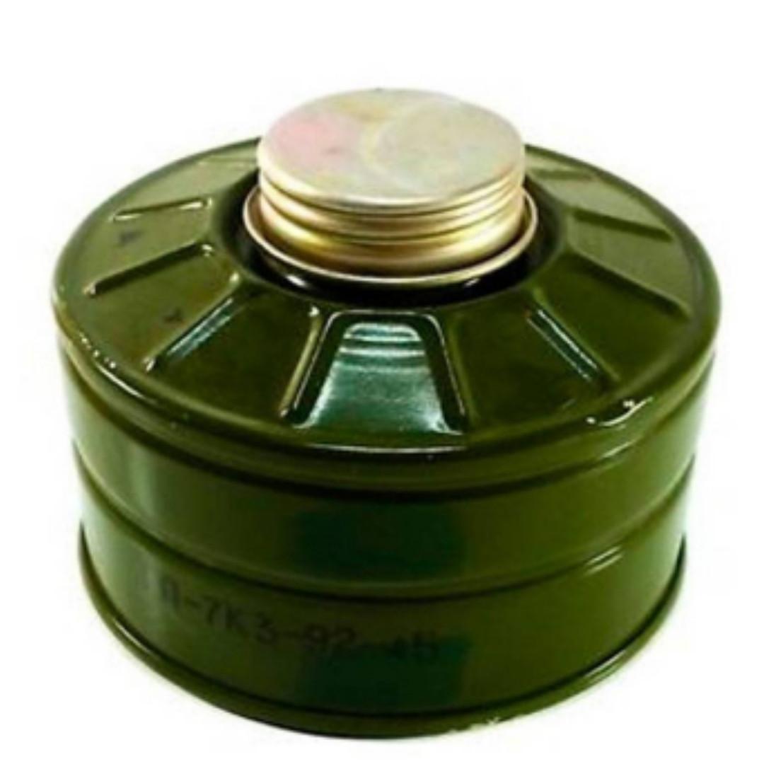 Фильтр для противогаза  комбинированный  А2B2E2P3D