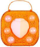 Игровой набор с куклами L. O. L. - Сердце сюрприз в оранжевом кейсе, фото 4