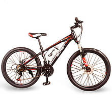 Горный Подростковый Велосипед S300 BLAST-БЛАСТ. Диаметр колёс 24'',Рама 13'' Япония Shimano.