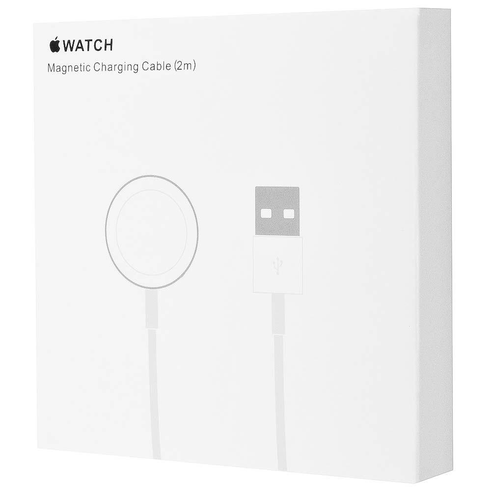 Кабель для зарядки Apple Watch Apple Watch Magnetic Charger to USB Cable (2m) ORIGINAL