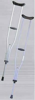Прокат костылей для инвалидов