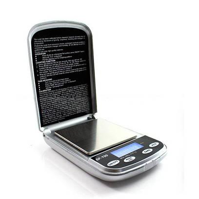 Карманные ювелирные весы SF-700 (500гр.)